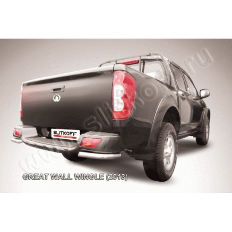 Уголки d42 Great Wall Wingle 2013 (Slitkoff) GWWIN-012