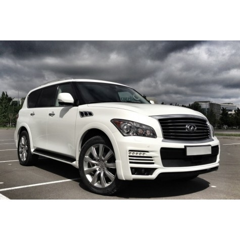 Комплект обвеса MzSPEED LUV LINE Infiniti QX-Series
