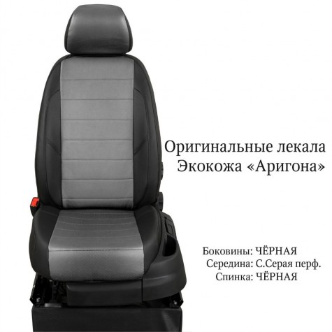 Чехлы из экокожи Volkswagen Golf Plus,V,VI