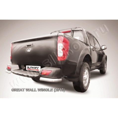 Уголки d57 Great Wall Wingle 2013 (Slitkoff) Артикул GWWIN-011